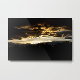 NM Sunset 8 Metal Print