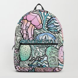 Jellyfishes Backpack