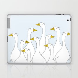 the duck Laptop & iPad Skin