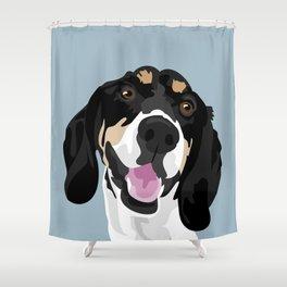 Rookie Shower Curtain
