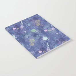 Invade my Space Notebook