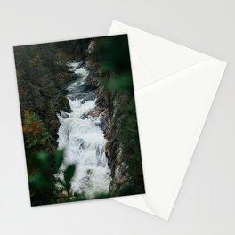 Hidden Falls Stationery Cards