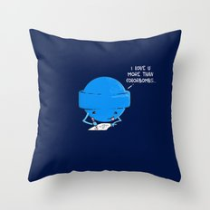 Candy's Crush Throw Pillow