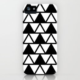 Obstructions iPhone Case
