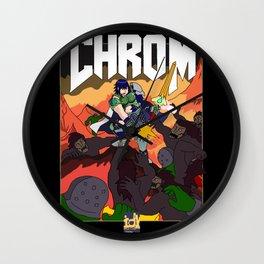 ChroM Wall Clock