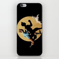 tintin iPhone & iPod Skins featuring tin tin advanture by aleha