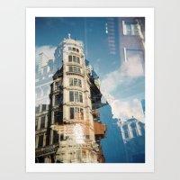 LDN #002 Art Print