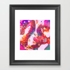 Sensate Framed Art Print