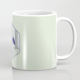 The Master Sword Coffee Mug
