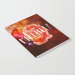 Am I Not Merciful (Illuminae) Notebook