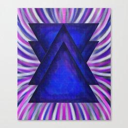 syncronicity Canvas Print
