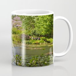 Monets Maison & Monets Garden Coffee Mug