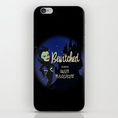 Bewitched! iPhone & iPod Skin