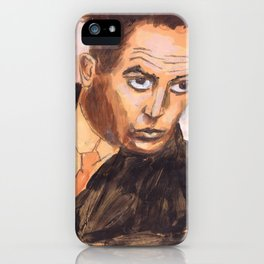 Egon in the Style of Egon iPhone Case