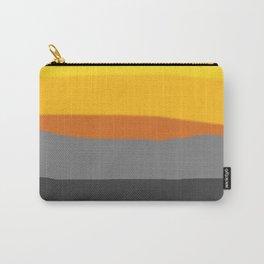 Lemon Sunset Carry-All Pouch