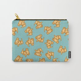 Yellow Labs! Carry-All Pouch