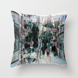 it was a sumptuous reflection confirmed to be sure Throw Pillow