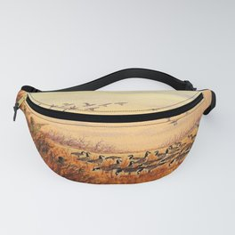 Goose Hunting Companions Fanny Pack