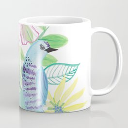 Bella the Bird Coffee Mug