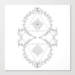 The Alchemist's Canvas Print