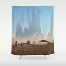 Looking for ID Shower Curtain