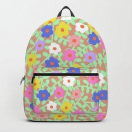 In the garden #3 Backpack