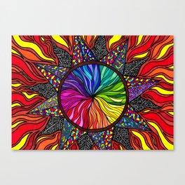 125 Canvas Print