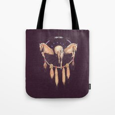 Wild Dreams Tote Bag