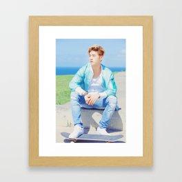 KARD - B.M Framed Art Print