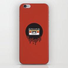 Mix Tape Cassette iPhone & iPod Skin