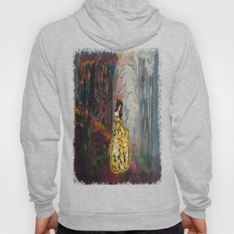 Belle in the enchanted forest  Hoody