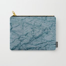 Ice Flows Carry-All Pouch