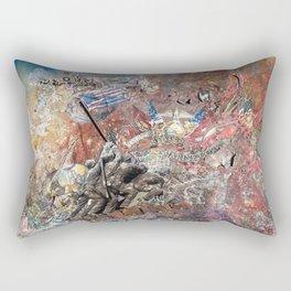 Uncommon Valor Rectangular Pillow
