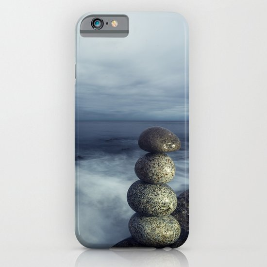 Balanced in the Sea iPhone & iPod Case