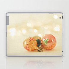 Christmas Baubles Laptop & iPad Skin