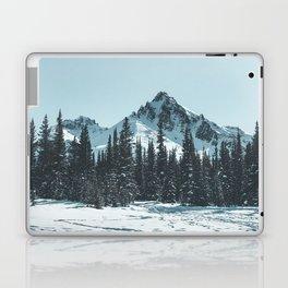 Bow Summit, Alberta, Canada Laptop & iPad Skin