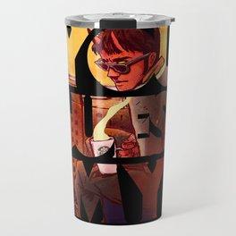 Hope you Guess my Name - Black Travel Mug