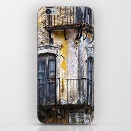 Urban Sicilian Facade iPhone Skin