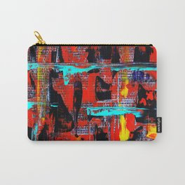 Reflections On 10th Street Carry-All Pouch
