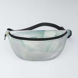 Peony in Blue White Fanny Pack