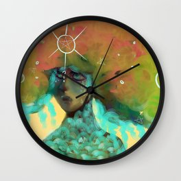 Hype Circus Wall Clock