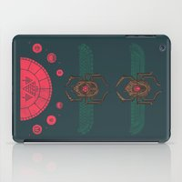stargate iPad Cases featuring Scarabs by Hector Mansilla