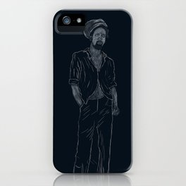 Gregory Isaacs iPhone Case