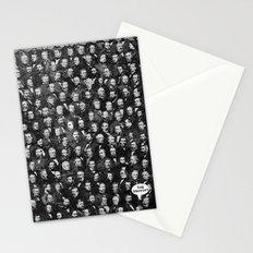 Distinguished Gentlemen  Stationery Cards