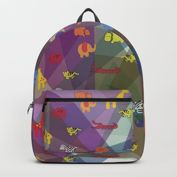 pattern 57 Backpack