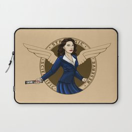 Agent Carter Laptop Sleeve