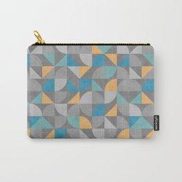 Mid Century Geometrics Carry-All Pouch