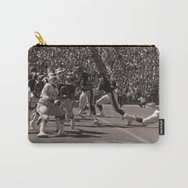 Roland Harper : Bears vs. Lions : Soldier Field : 1974 Carry-All Pouch