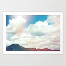 Sunny Side II Art Print