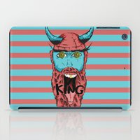 viking iPad Cases featuring Viking by Thekrls